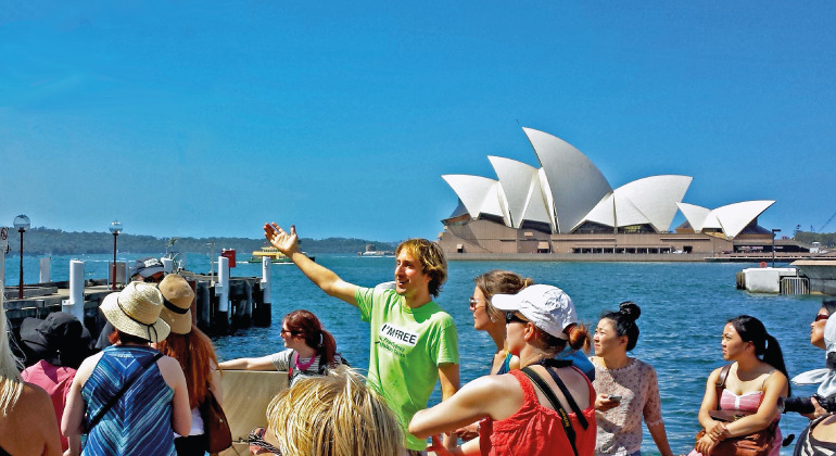 Your Sydney Sightseeing Tour
