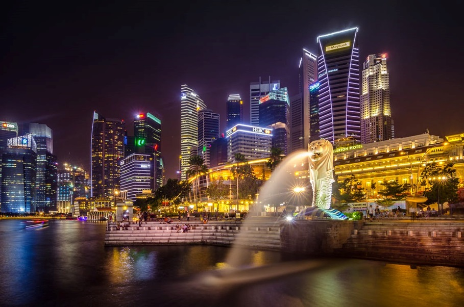 Touring Singapore On a Budget