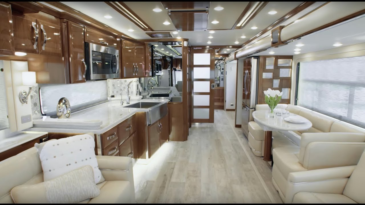 Owning a Luxury RV